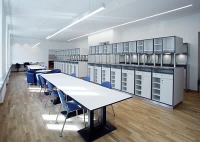Umgestaltung der Lehrerzimmer AHS Parhamerplatz