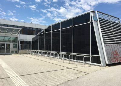Photovoltaikanlage AHS Simonsgasse
