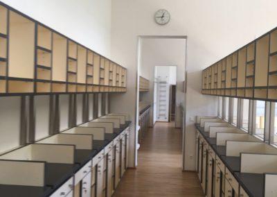 Umbau Lehrerzimmer Henriettenplatz