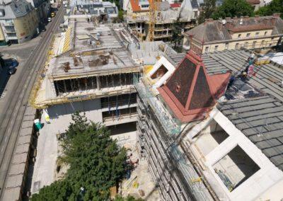 Neubau und Funktionssanierung IBC Hetzendorf
