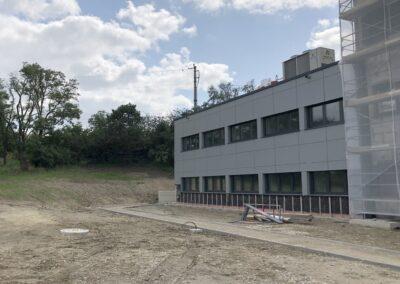 Betriebsgebäude 2, Kledering