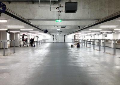 Sanierung KFZ Werkstätte Denzel