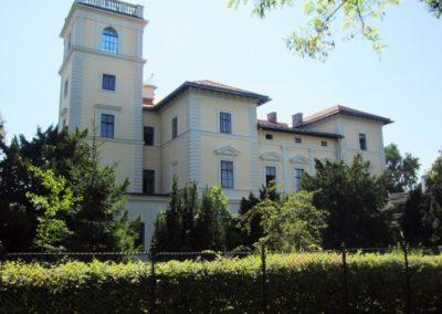 Fassadensanierung Hann-Haus ZAMG