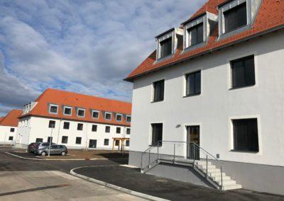 Generalsanierung Kammbauten Burstyn Kaserne