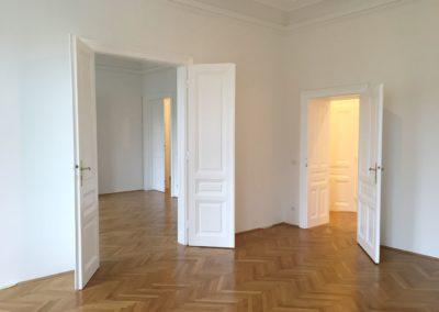 Wohnungsumbau und -sanierung Loquaiplatz