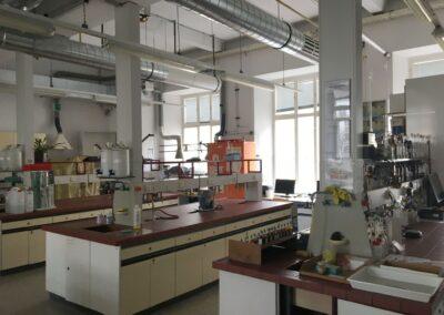 Umbau Lüftungsanlagen HBLVA