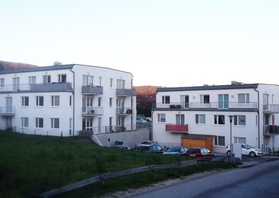 Wohnhausanlage Oberwölbling