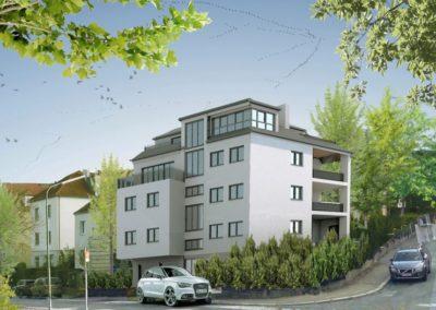 Wohnhaus Wlassakstraße