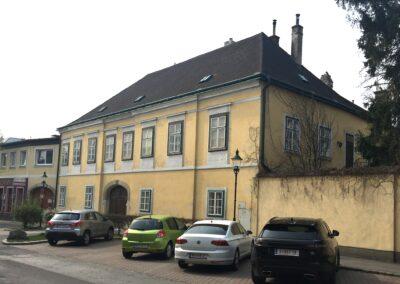 Umbau und Dachgeschoßausbau Gattringer-Hof