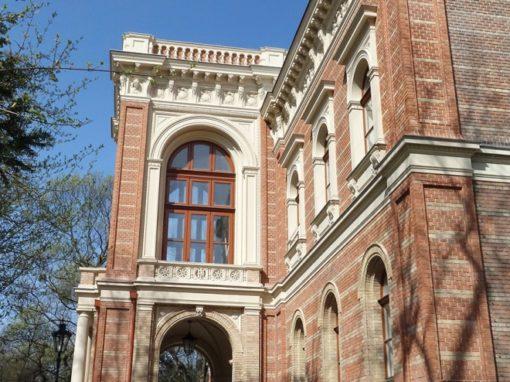 Unisternwarte (Fassaden- und Fenstersanierung)