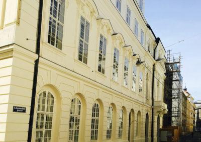 Fassaden- und Fenstersanierung Sonnenfelsgasse