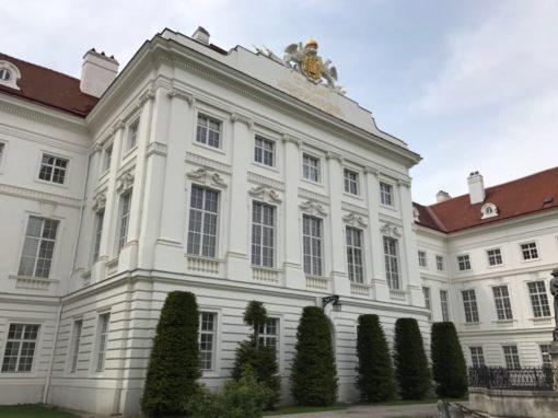 Fassaden- und Fenstersanierung Josephinum