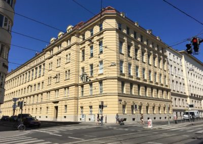 Fassadensanierung Währingerstraße 11-13a