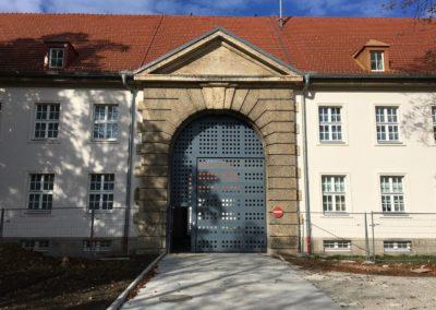 Generalsanierung Maria-Theresien-Kaserne Objekt 21
