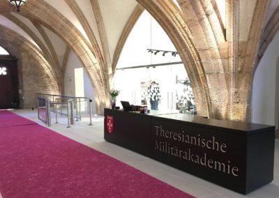 NÖ-Landesausstellung 2019 in der Theresianischen Militärakademie